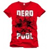 Deadpool T-Shirt Jump